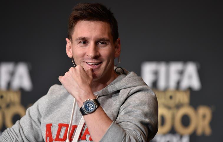 """Messi: """"No sé dónde voy a estar el año que viene"""""""