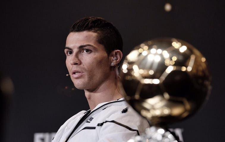 Cristiano Ronaldo, Balón de Oro por tercera vez