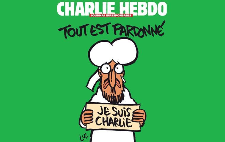 """Habrá caricaturas de Mahoma en próxima  portada de """"Charlie Hebdo"""""""