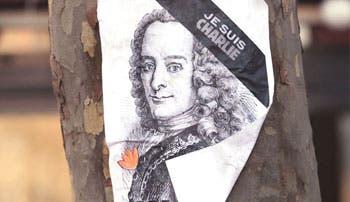 Los tratados de Voltaire se popularizan en la Francia herida