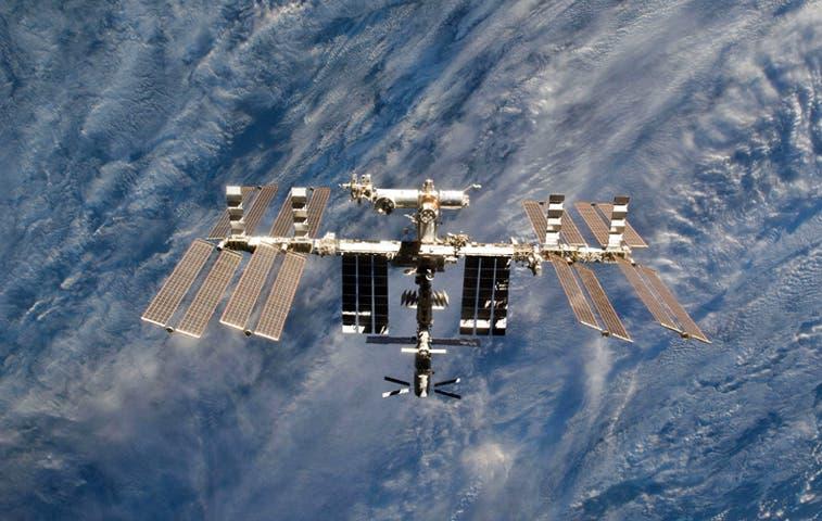 Evacuan Estación Espacial por alarma de fuga de amoniaco