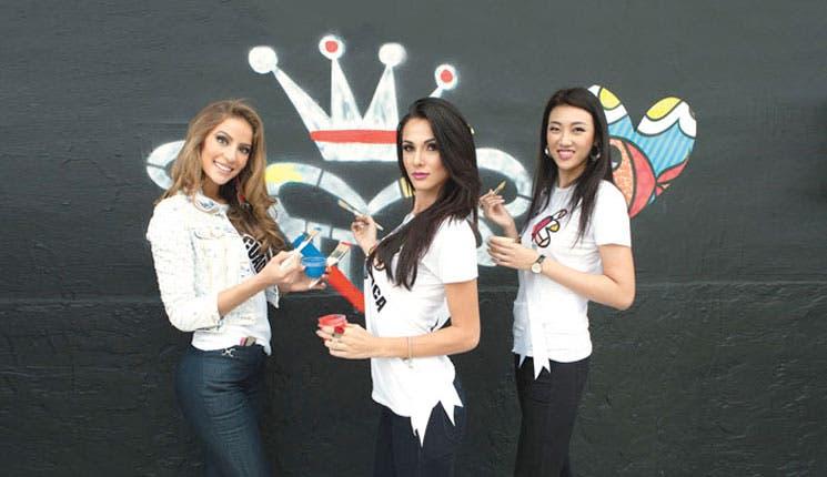 Miss Costa Rica se posiciona como favorita