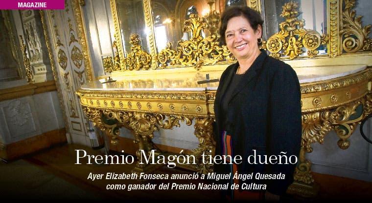 Premio Magón ya tiene dueño