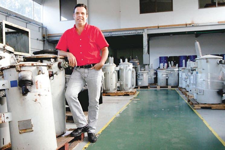 Mercado pequeño limita negocio de basura electrónica