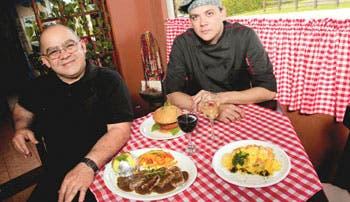El placer del buen comer se vive en J&B Trattoria