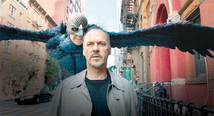 """""""Birdman"""" y """"The Grand Budapest Hotel"""" lideran los Óscar"""