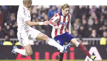Torres, la bestia colchonera