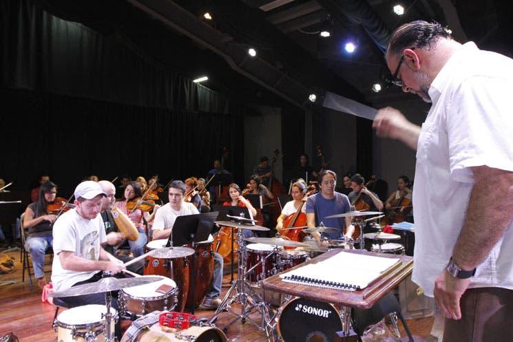 Hoy la cita es con Malpaís y la Orquesta Filarmónica