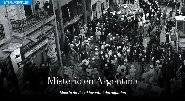 Misterio en Argentina ante supuesto asesinato político