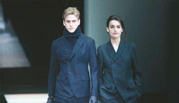 Giorgio Armani y Roberto Cavalli clausuran la Moda de Milán