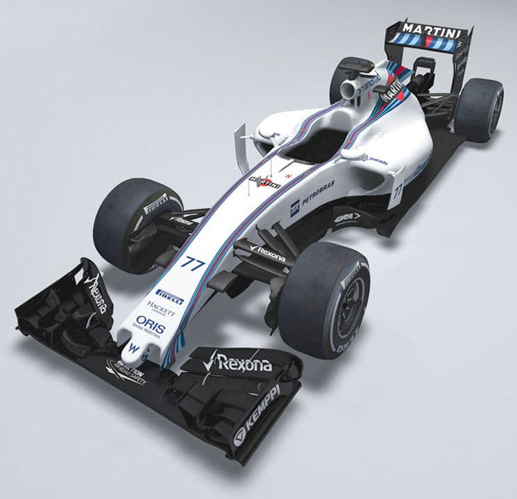 Williams apuesta por la continuidad