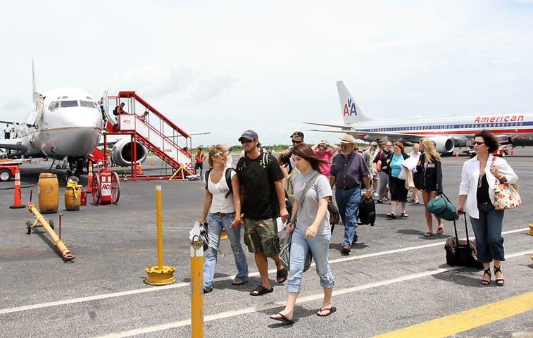 Ingreso de turistas a Costa Rica aumentó 4%