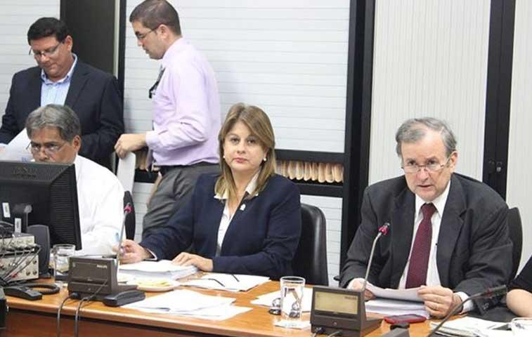 Diputada pide renuncia a ministro Jiménez