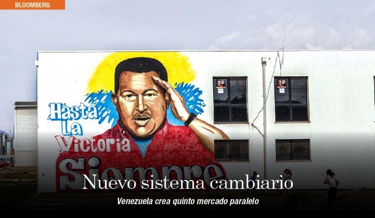 Venezuela crea quinto mercado paralelo