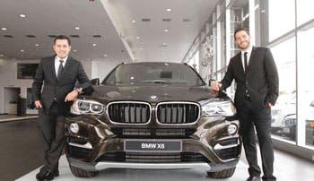 BMW cambia imagen del X6