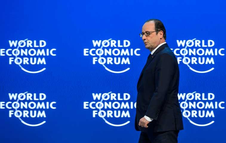 Hollande pide a empresas de Internet contribuir en lucha contra terrorismo