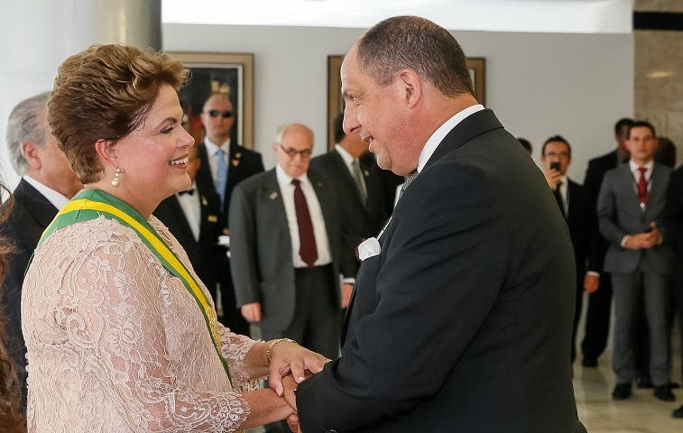 Rousseff y Evo Morales asistirán a cumbre de la Celac
