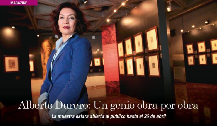 Alberto Durero: Un genio obra por obra