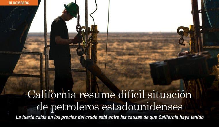 California resume difícil situación de petroleros estadounidenses