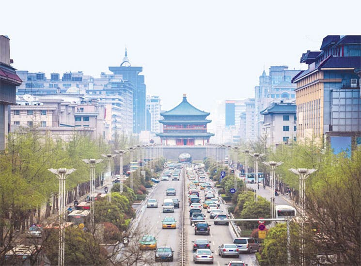 Banco Central Europeo mejora perspectiva china
