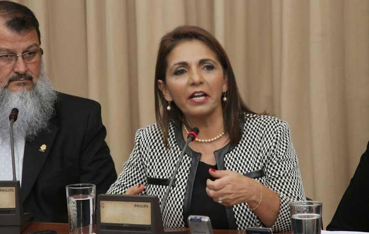Procuradora ve inconstitucional levantamiento al veto de Reforma Procesal Laboral