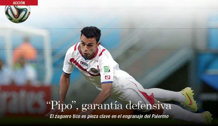 """Pipo"", garantía defensiva"