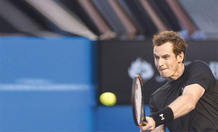 Murray despertó a Kyrgios