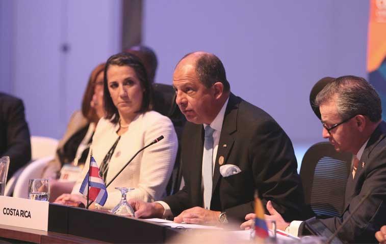 Solís y Ortega se enfrentan en la Cumbre