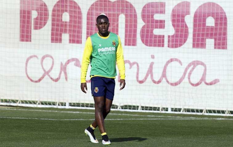 Campbell debuta con el Villareal FC en cuartos de Copa del Rey