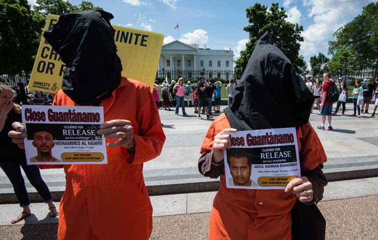 Obama no planea devolver Guantánamo a Cuba