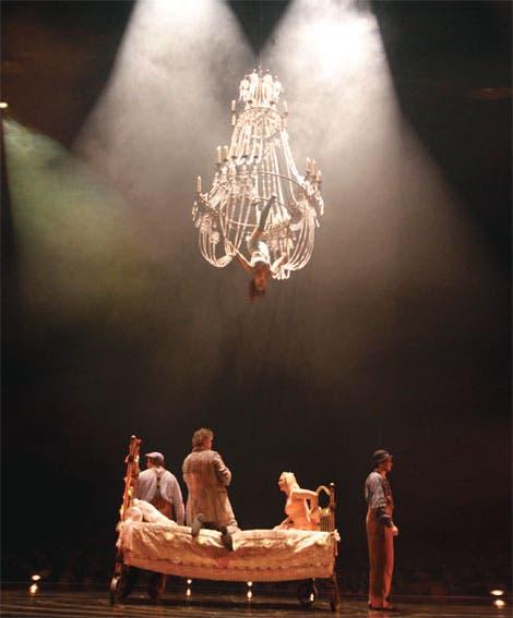 El Cirque du Soleil continúa encantando a los ticos