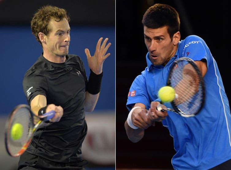 Djokovic se cita con Murray