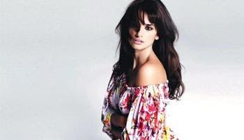 Penélope Cruz protagonizará película de Isabel Coixet