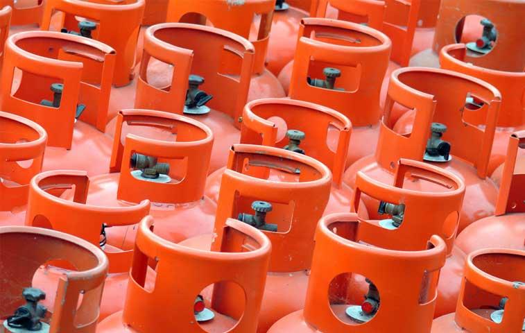 87% de cilindros de gas no cumplió con norma de etiquetado en 2014
