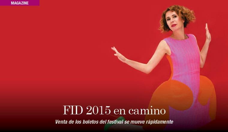 FID 2015: un éxito seguro