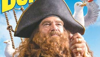 Antonio Banderas, un pirata en las antípodas de Johnny Depp
