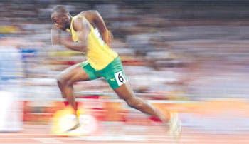 Vuelve el rayo Bolt