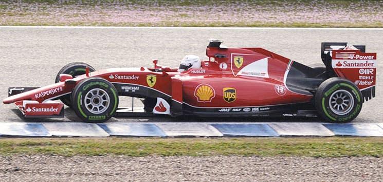 La F1 ya rueda
