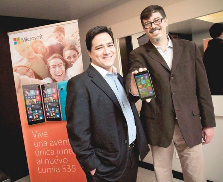 Microsoft va tras mercado nacional de smartphones