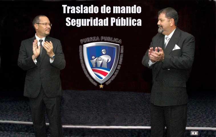 Viceministro asumirá como jerarca de Seguridad en reemplazo de Celso Gamboa