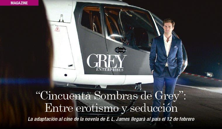 """""""Cincuenta Sombras de Grey"""": Entre erotismo y seducción"""