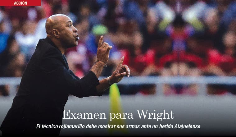 Examen para Wright