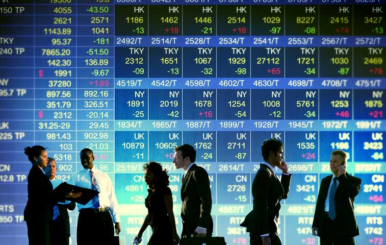 Wall Street cierra con fuertes ganancias y el Dow Jones sube un 1,20%