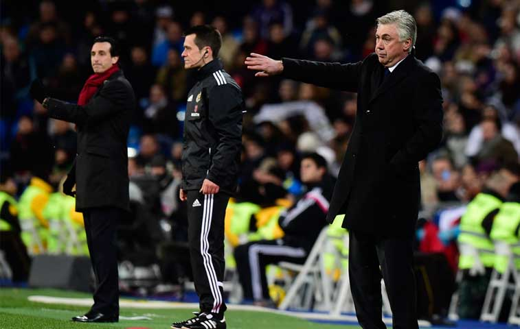 "Ancelotti: ""No tenemos miedo"""
