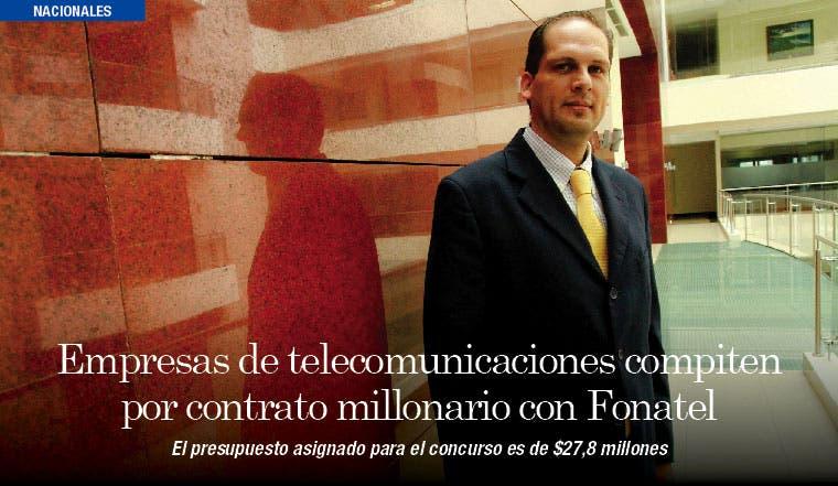 Empresas de telecomunicaciones compiten por contrato millonario con Fonatel