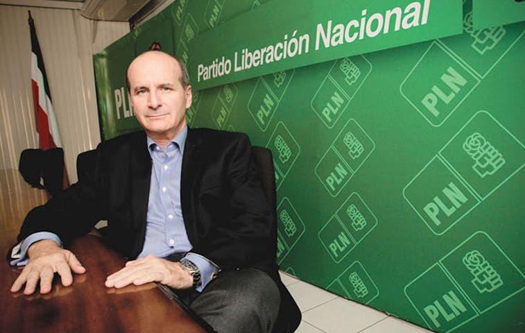Figueres es el nuevo presidente del PLN