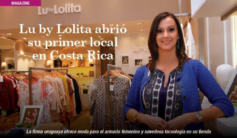 Lu by Lolita abrió su primer local en Costa Rica