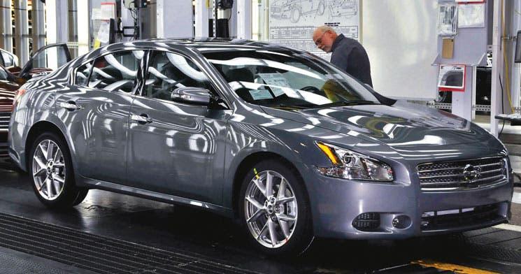 Autos impulsan la economía de México
