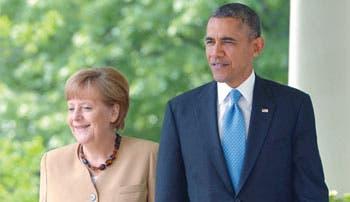 Obama recibirá a Merkel con Ucrania como eje principal