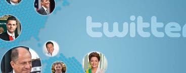 Solís: tercer presidente más popular del istmo en Twitter
